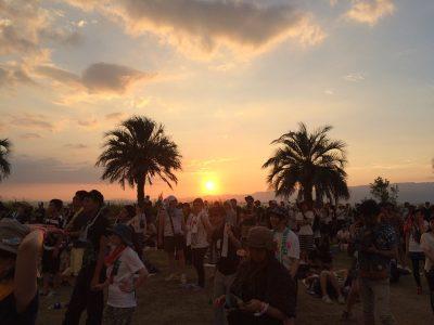 サマソニ大阪2016、レディオヘッドライブ