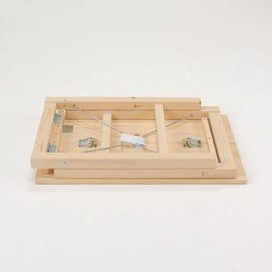 無印良品、テーブル折り畳み
